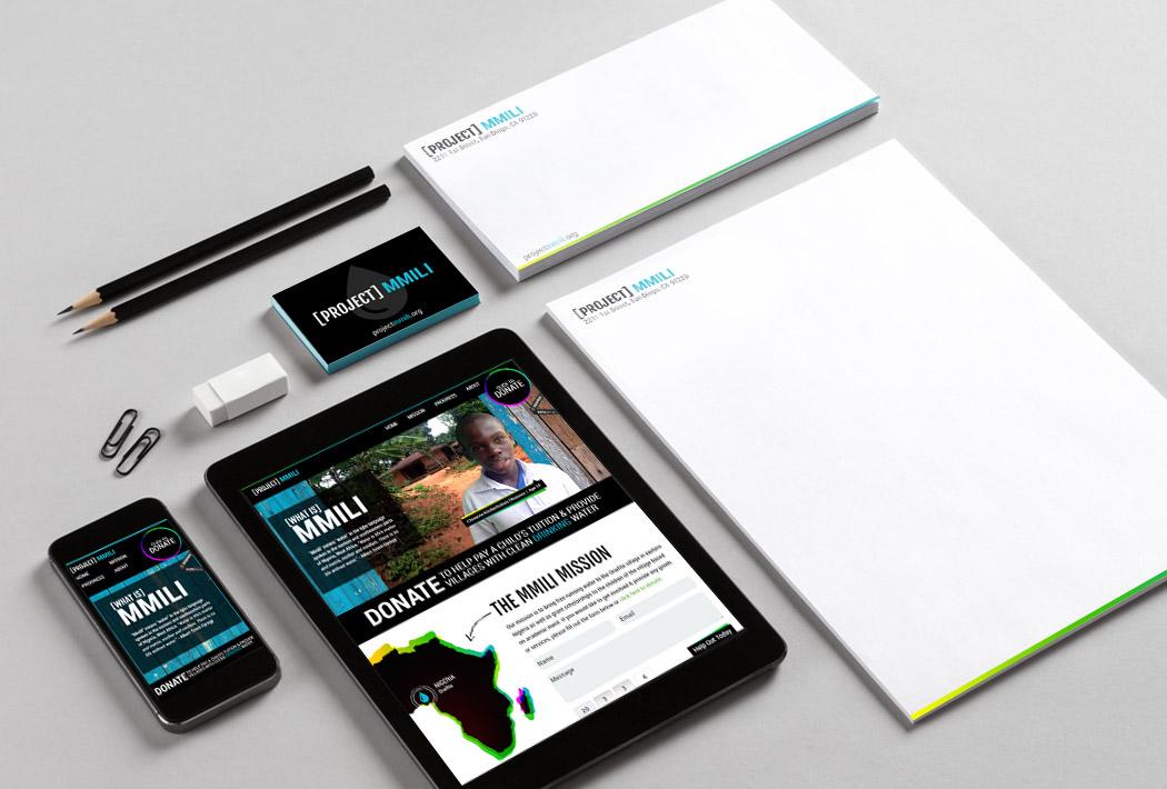 San Diego Branding Design - Project Mmili
