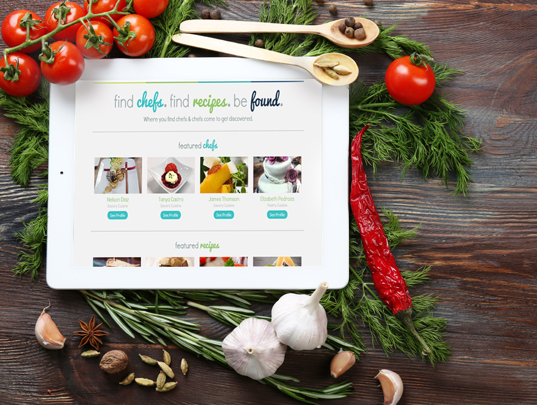 San Diego Responsive Website Design - I Am Chef