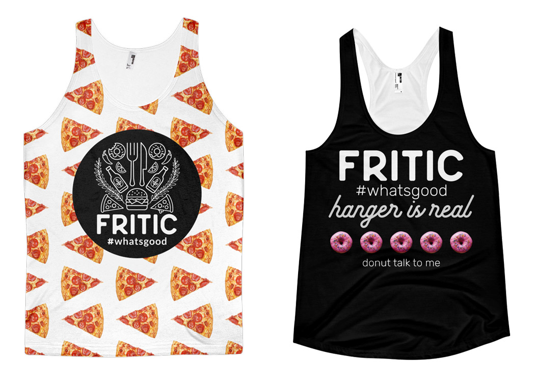 San Diego Shirt & Merchandise Design - Fritic