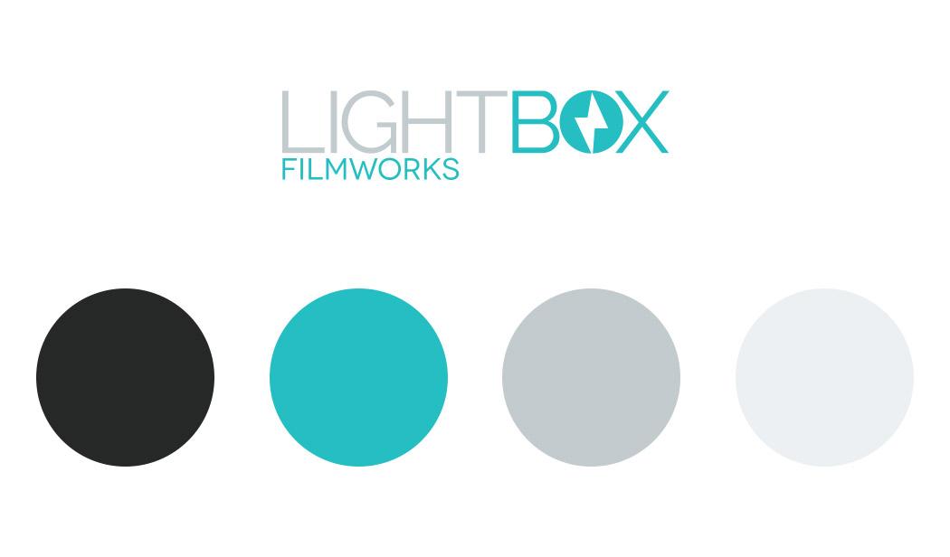 San Diego Branding Design - Lightbox Filmworks