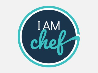 San Diego Logo Design - I Am Chef