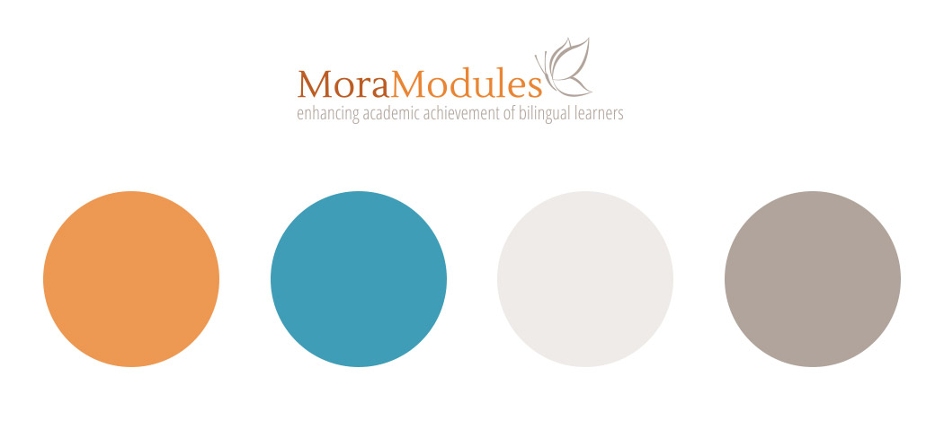 San Diego Color Palette Branding Design - MoraModules