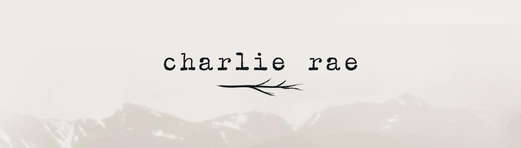 San Diego Logo & Branding Design - Charlie Rae