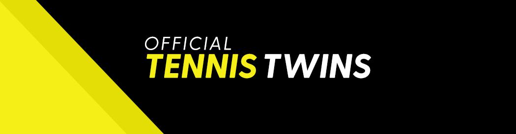 San Diego Logo & Branding Design - Tennis Twins