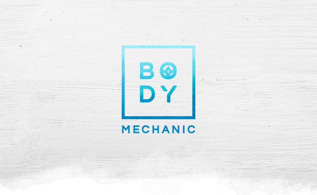 San Diego Logo & Branding Design - Body Mechanic