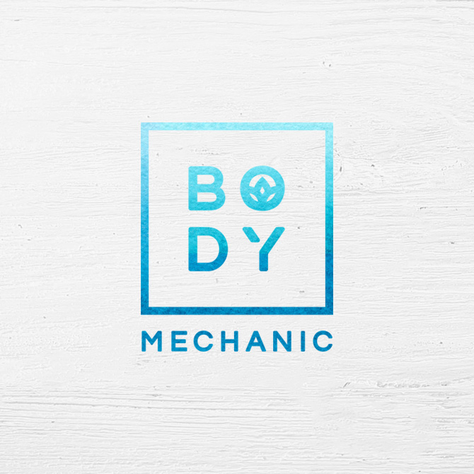 Logo for Body Mechanic