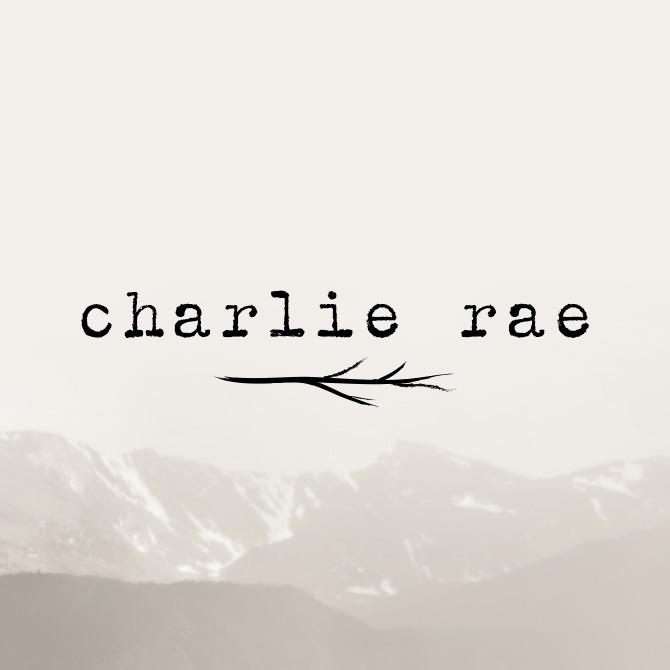 Logo for Charlie Rae