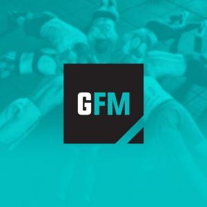 Logo for GymFitMate